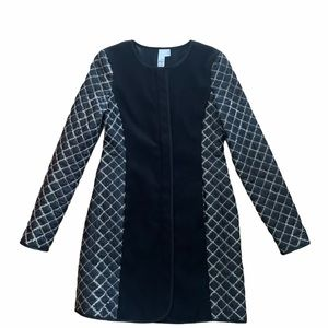 2B. RYCH quilted coat jacket